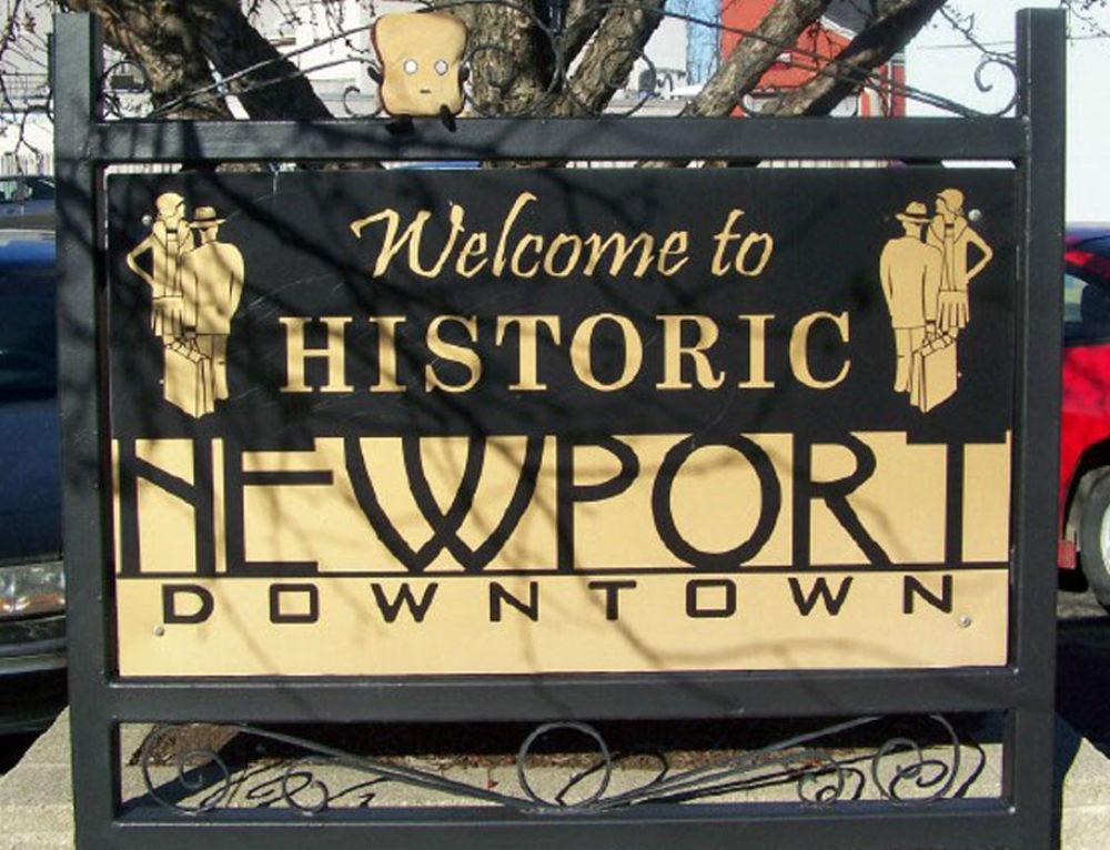 Newport Walking Routes
