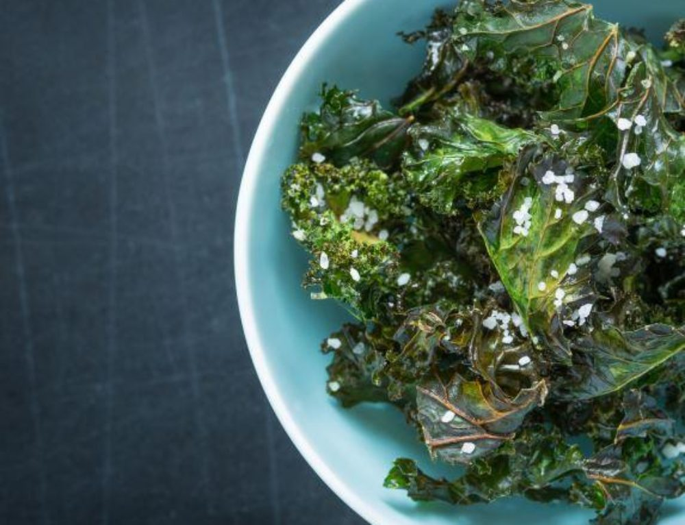 A Guide to Cooking With Different Types of Kale + A Kale Spring Salad