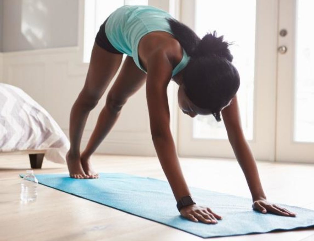 Try These Yoga Poses for Detoxing, Energy & Stress Reduction