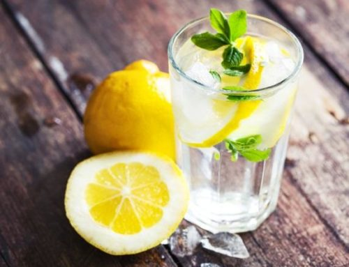 Why You Should Start Drinking Lemon Water